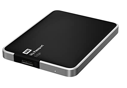 Amazon Wd My Passport Edge For Mac 500gb Portable Usb 30