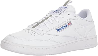 982c02f4c3f Reebok Men s Club C 85 Rt Sneaker White 11.5 D(M) US  Buy Online at ...