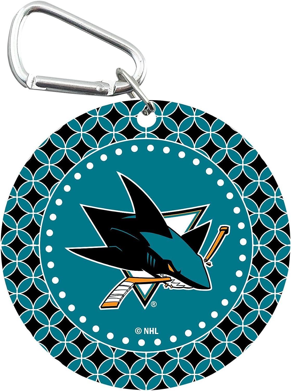 NHL Unisex Mini Mirror with Clip.
