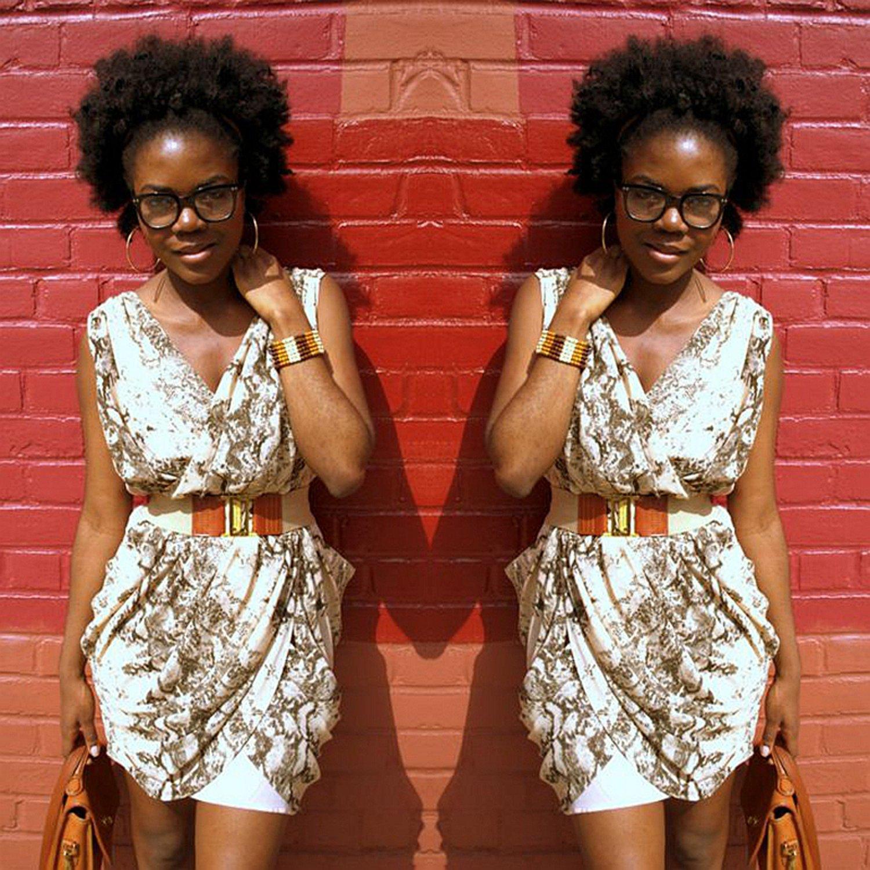 Amazon Klaiyi Fashion Natural Ponytail African American Afro