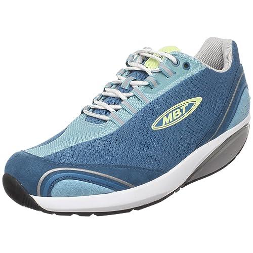 MBT 400284-141 - Zapatillas de nordic walking de Sintético Mujer, color Azul, talla 37 EU: Amazon.es: Zapatos y complementos