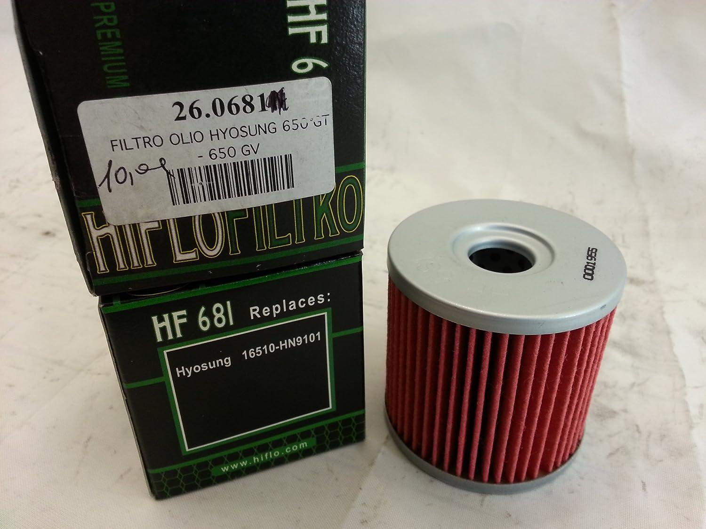 Filtro Aceite Hyosung 650/GT/ /650/GV