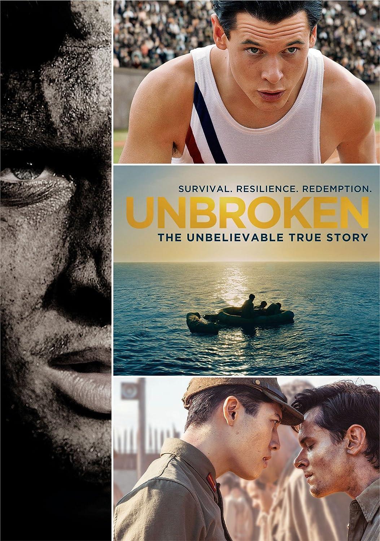 Unbroken - DVD Image