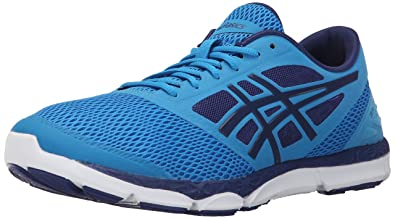 ASICS Men's 33-DFA 2 Running Shoe, Methyl Blue/White/Cobalt,