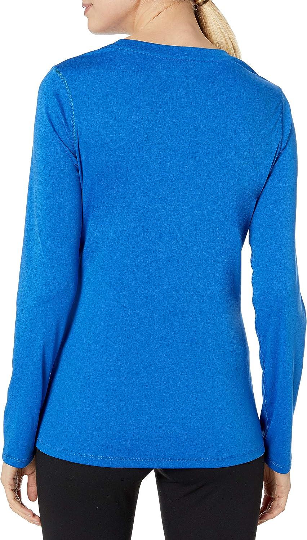 Hanes Sport/™ Cool DRI Women/'s Performance Long-Sleeve T-Shirt Size
