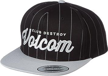 Volcom Fresh Starter – Gorra de béisbol Gorro Gorra Negro Gorra ...
