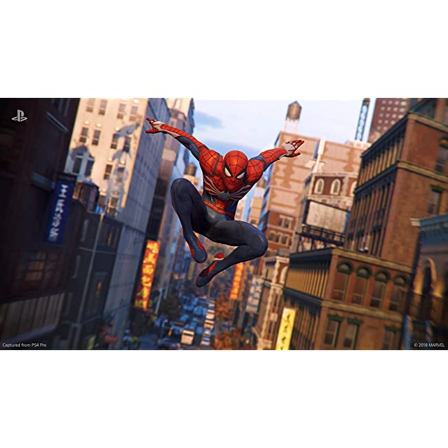 NEW Marvel's Spider-Man Game of the Year Edition 2019-Sony PlayStation 4 PS4