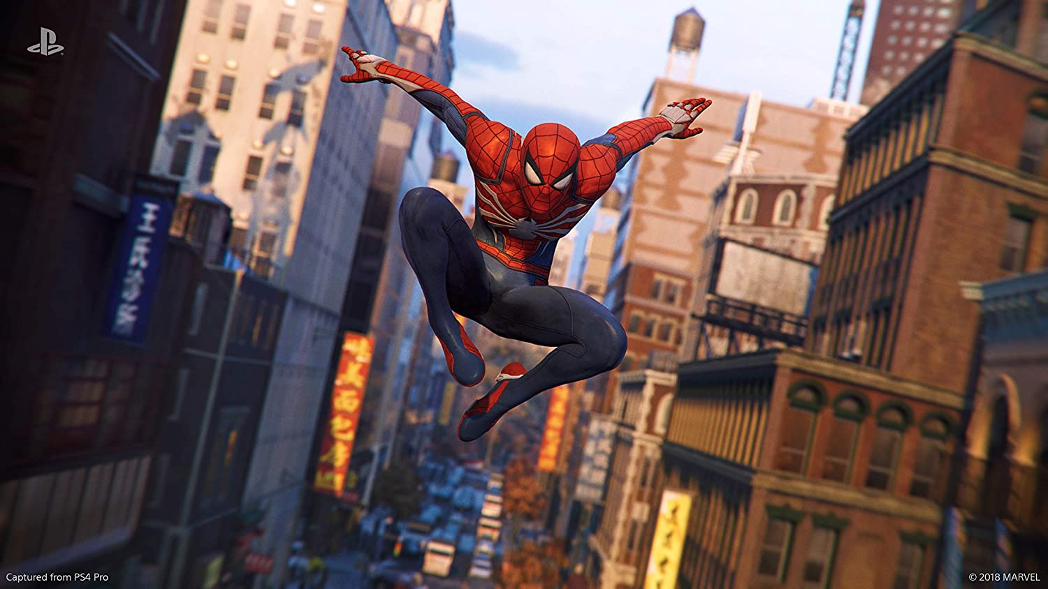 Image result for Spider-Man (2018 video game)