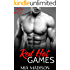 Red Hot Games: A Steamy Older Man Office Romance