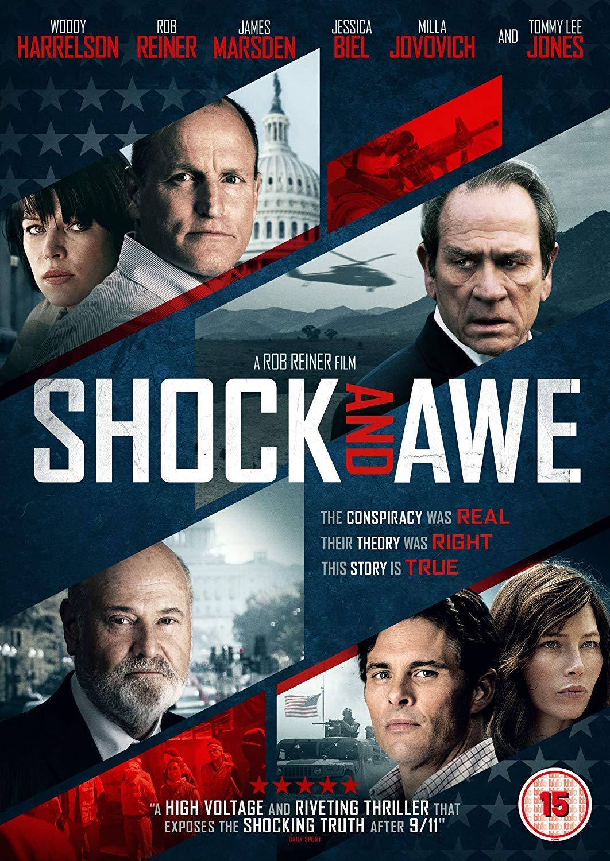 Resultado de imagen para Shock and Awe (2017)