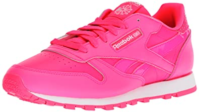 a1a23fb4e15c98 Reebok Baby CL Leather Girl Squad Sneaker