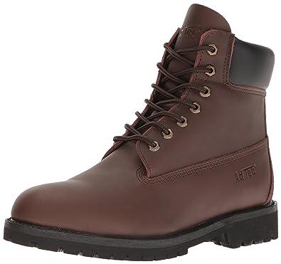 """Adtec Mens 9680 6"""" Work Boot Brown, ..."""