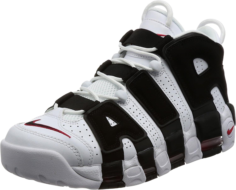 tuyo palo Alerta  Amazon.com | Nike Air More Uptempo Men's Shoe | Basketball