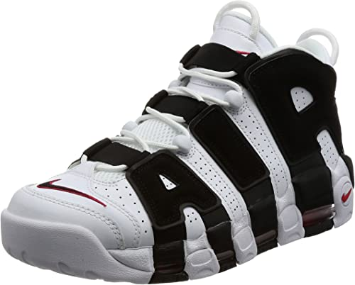 nike air more uptempo bianche nere