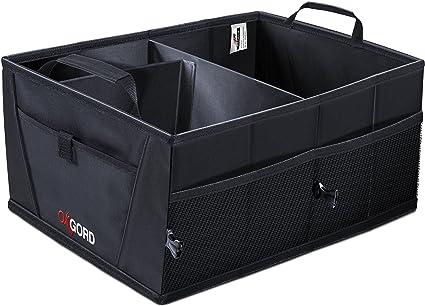 Charmant OxGord Auto Trunk Storage Organizer Bin Pockets   Portable Cargo Carrier  Caddy Car Truck SUV Van