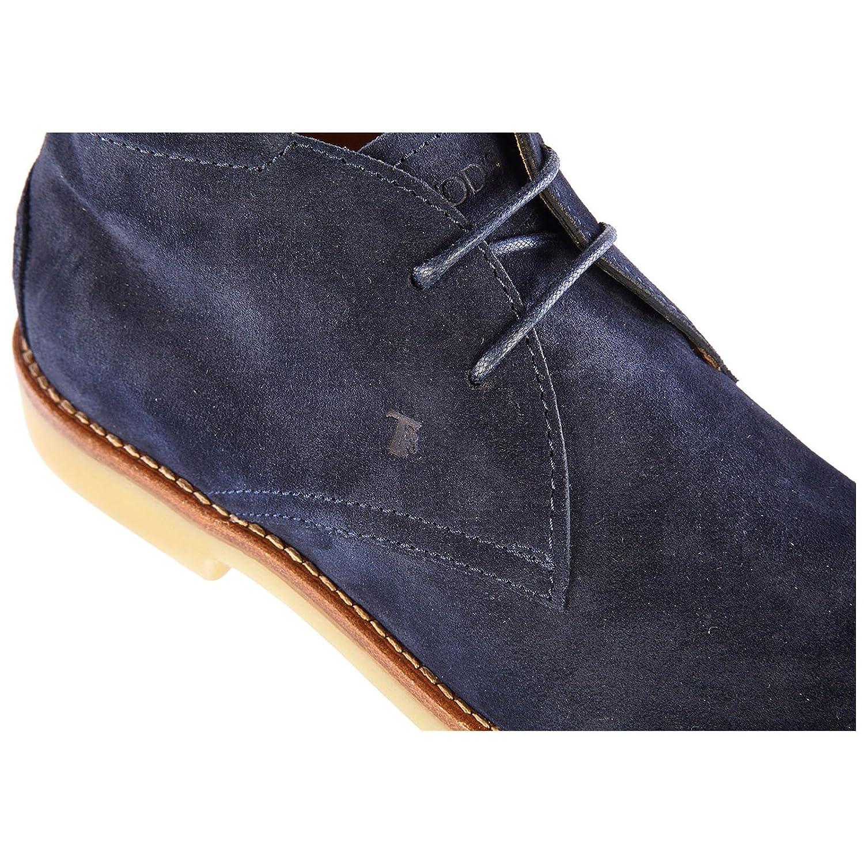 Tods Baby Desert Boots blu