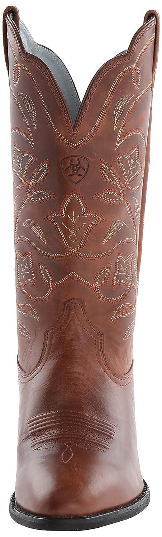 Ariat Women's Heritage Western R Toe 5.5 Western Cowboy Boot B00449ZSZK 5.5 Toe C US|Russet Rebel 55b86f