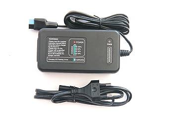 Kaddie Boy Limited - Cargador de batería totalmente automático para motocaddy LiFePO4 baterías de litio