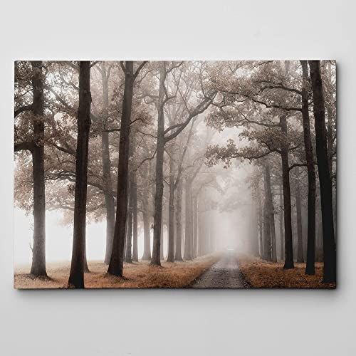 Wexford Home Misty Road Canvas 3248 Wall Art