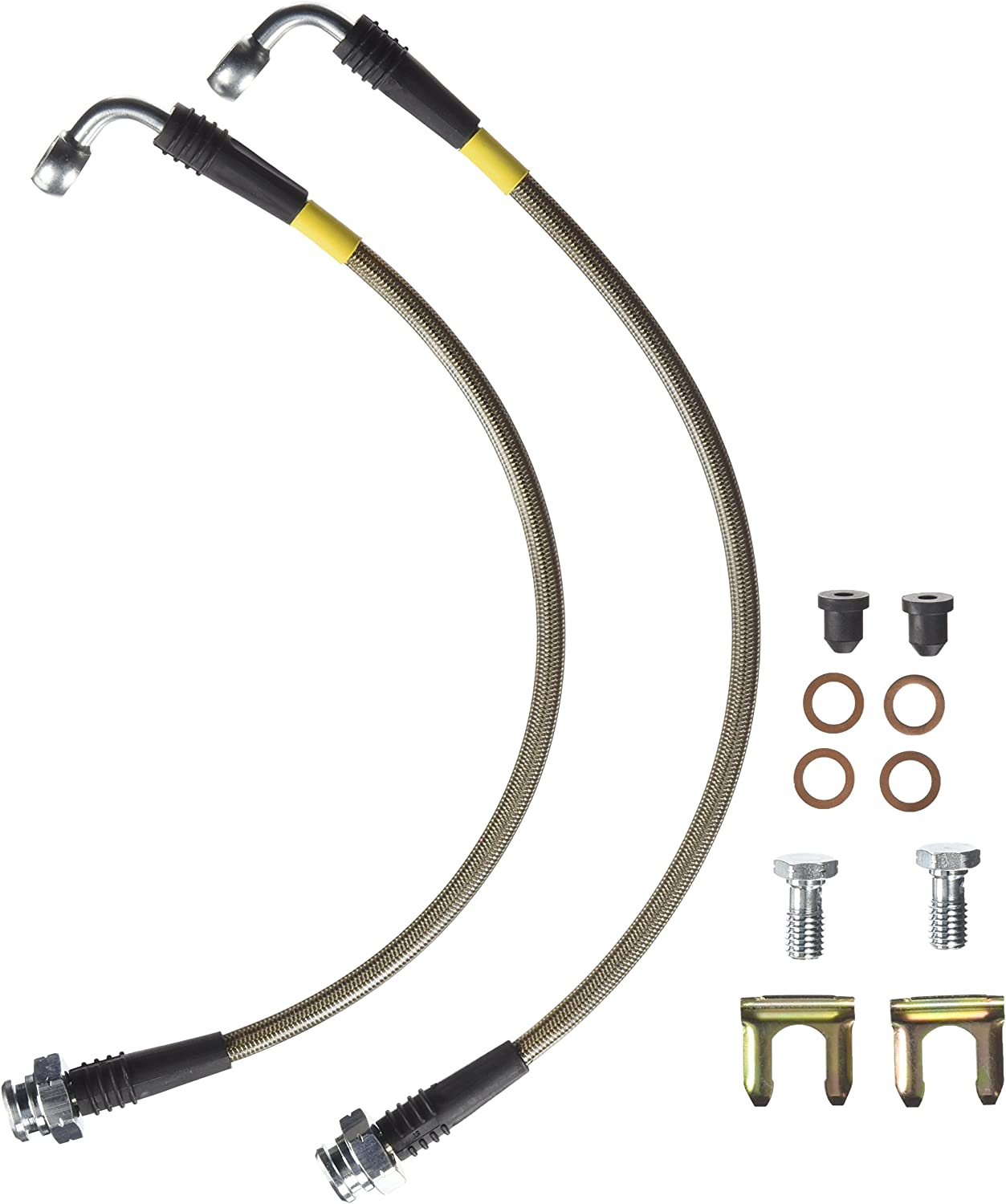 950.62006 StopTech Stainless Steel Brake Line Kit