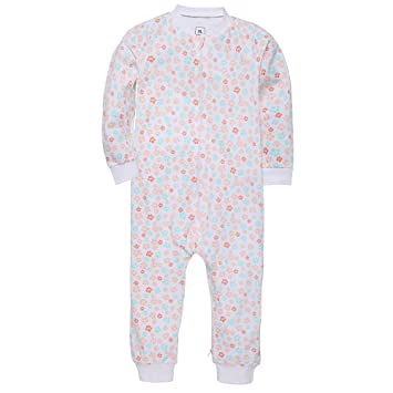 24de6ff04ecd Amazon.com  Baby Boys and Girls Romper Onesies Footless Baby ...