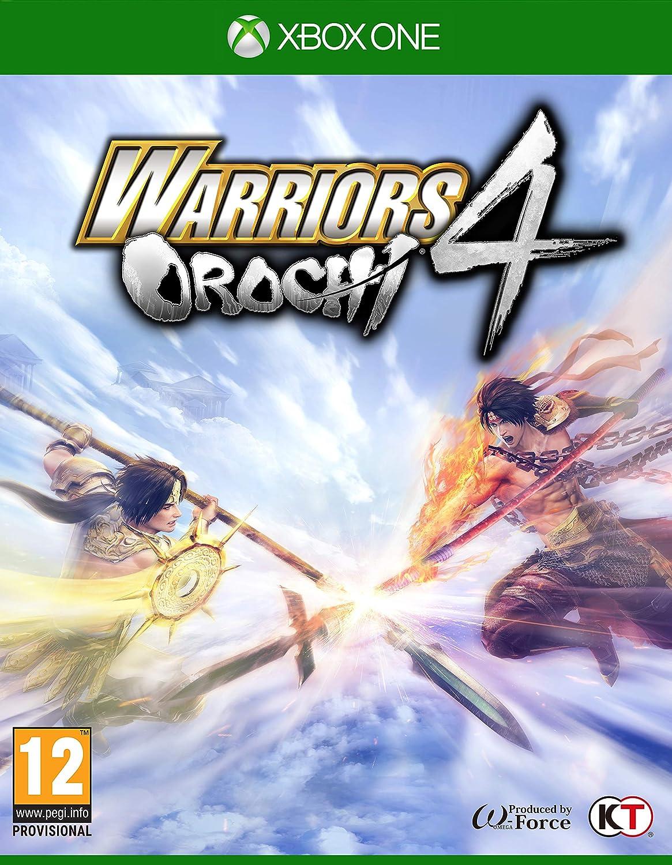 Warriors Orochi 4 para XBOX ONE: Amazon.es: Videojuegos