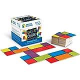 Learning Resources Juego de Estrategia de Cubos de Colores, potenciación del Cerebro para 2-6 Jugadores, 40 Piezas…