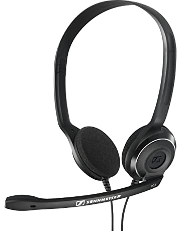 Sennheiser PC 8 USB - Auriculares de diadema abiertos USB (micrófono con cancelación de ruido