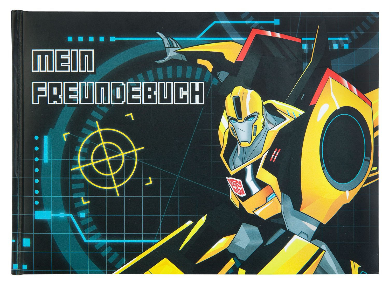 Undercover TFUV0962 - Freundebuch A5 Transformers Undercover GmbH