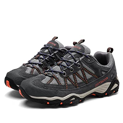 Unisex Breathable Quick-Dry Hiking Shoes Mountaineering Shoes for Men Women HS6110136