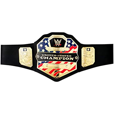 WWE United States Championship Belt: Toys & Games