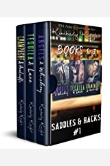 Saddles & Racks Series Boxed Set, Books 1-3 (Saddles & Racks Boxed Sets Book 1) Kindle Edition