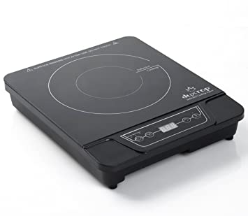 Amazon.com: DUXTOP Portable Induction Cooktop Countertop Burner ...