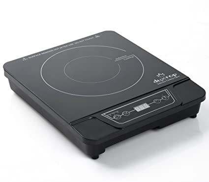 Attirant DUXTOP Portable Induction Cooktop Countertop Burner 7100MC