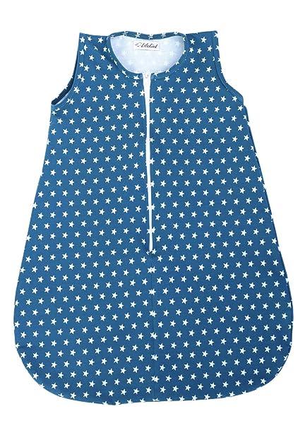 Lilakind - Saco de dormir - Estrellas - para bebé niña: Amazon.es: Ropa y accesorios