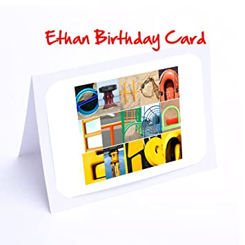 Personalised name gifts for kids ethan 7x5 photo print amazon personalised name gifts for kids ethan 7x5 photo print negle Choice Image
