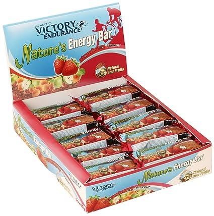 Weider Natures Energy Barrita Energética Cacahuete y Caramelo - 40 gr