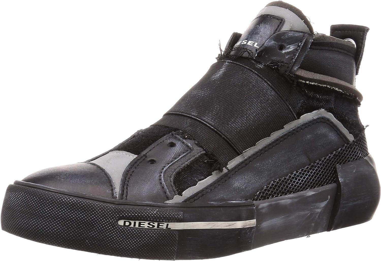 Diesel Men's S-dese Dec-Sneaker Mid