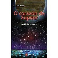 O corazón de Xúpiter (Infantil E Xuvenil - Fóra De Xogo)