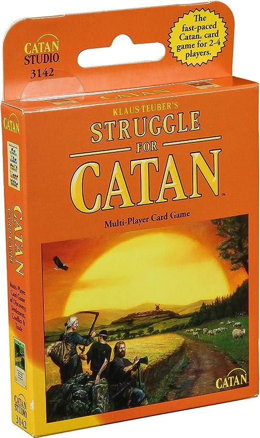 Struggle for Catan: Amazon.es: Juguetes y juegos