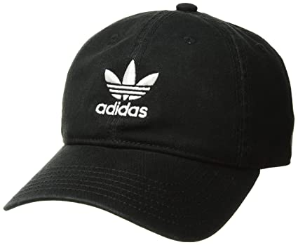 d007e96d adidas Boys Youth Originals Washed Relaxed Cap