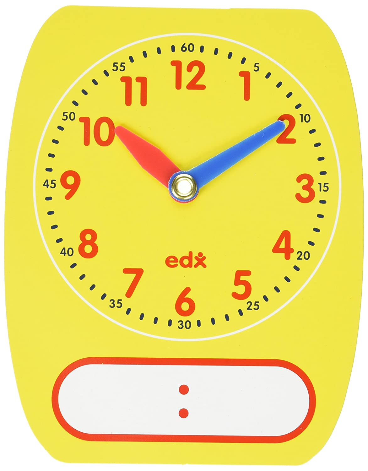 Didax Educational Resources 2 510 Write On Wipe Off Clocks 5