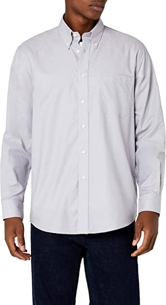 Fruit of the Loom Oxford Camisa para Hombre: Amazon.es: Ropa y ...