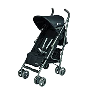 Red Kite Push Me Quatro Stroller (Black)