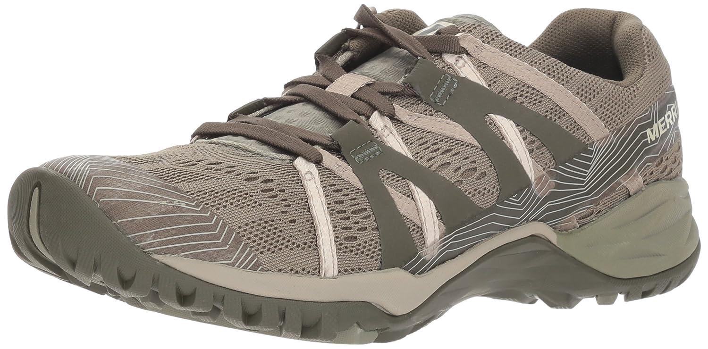 Merrell Women's Siren Hex Q2 E-Mesh Sneaker B078NGNN8J 6.5 B(M) US|Olive You