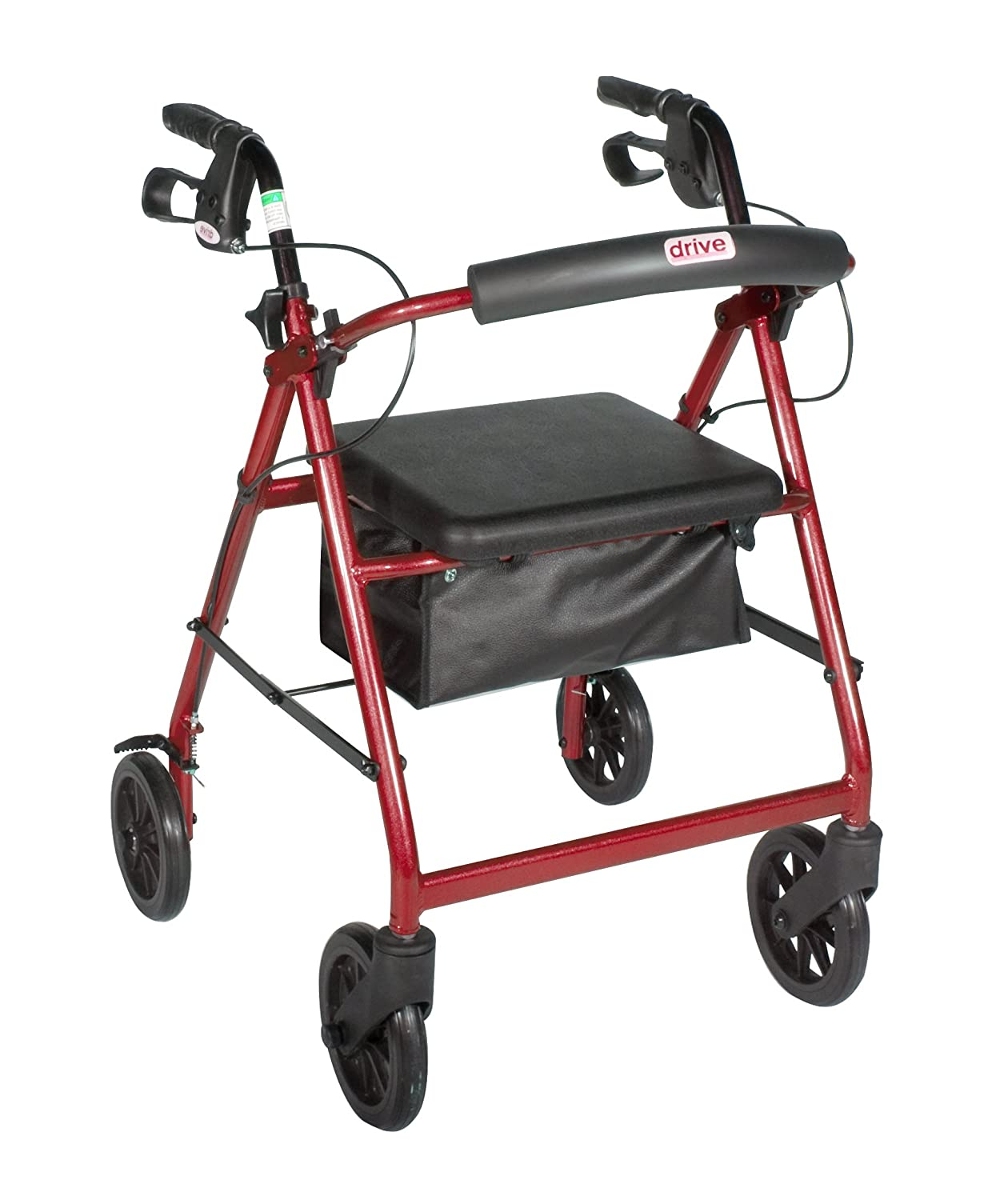 Amazon.com: Rollator con Plegable Up y Removibles Back ...