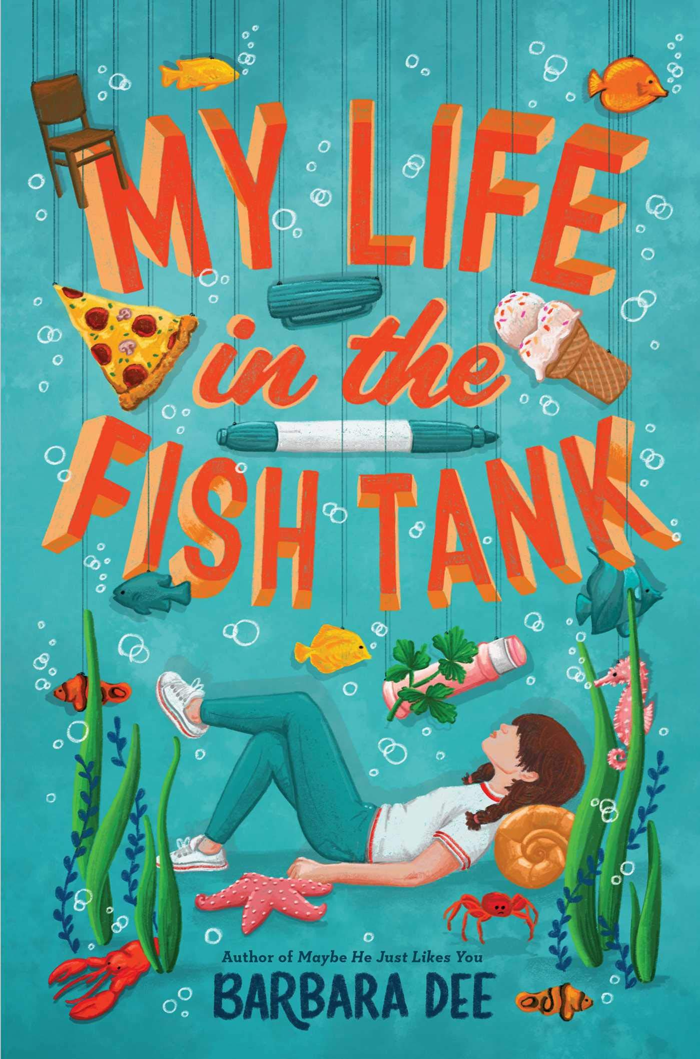 My Life in the Fish Tank: Dee, Barbara: 9781534432338: Amazon.com: Books