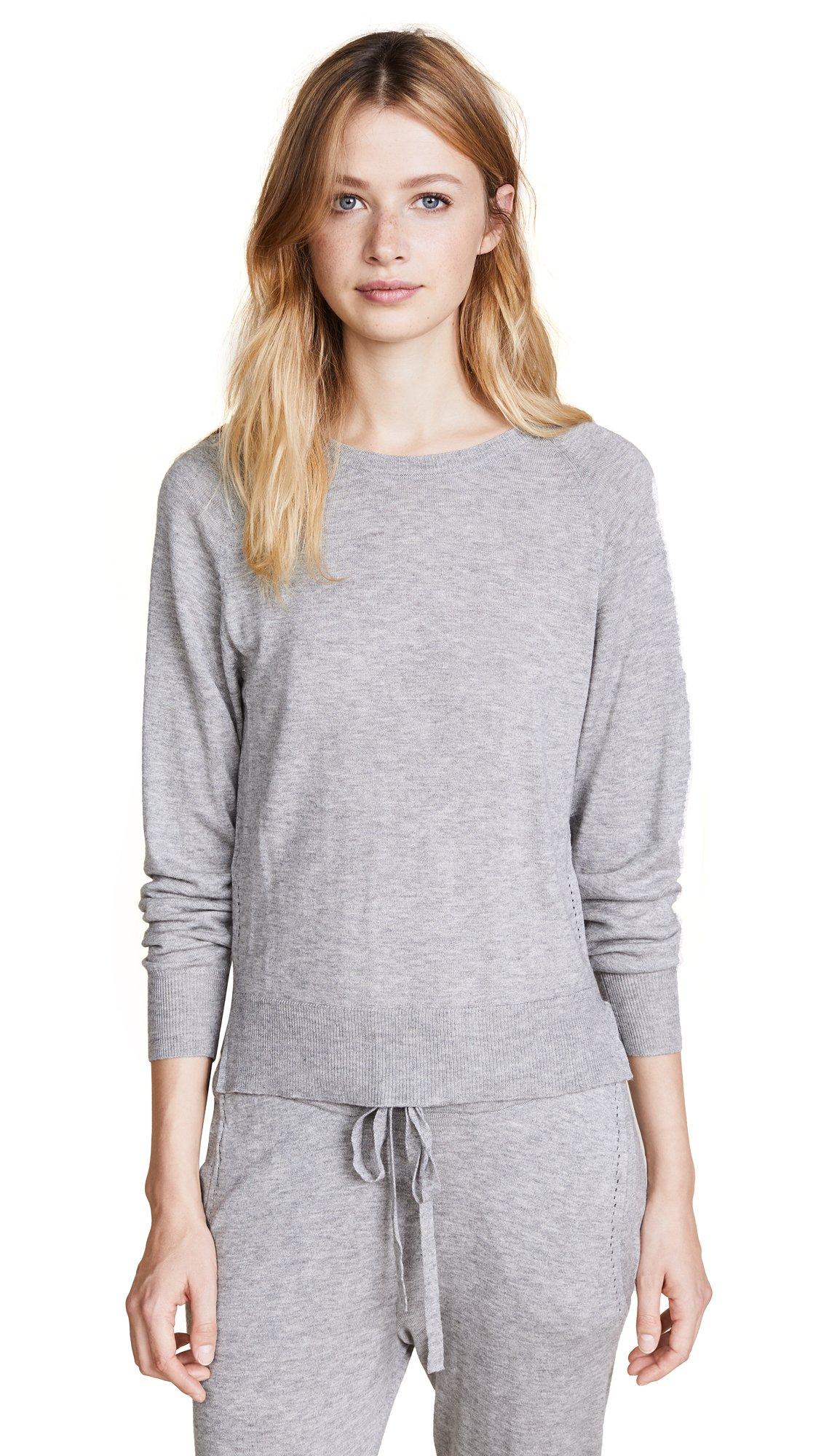 Skin Women's Melina Top, Grey, 1