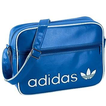 adidas Originals AC Airliner Shoulder Bag - Blue  Amazon.co.uk  Sports    Outdoors 787ec6f8395d1