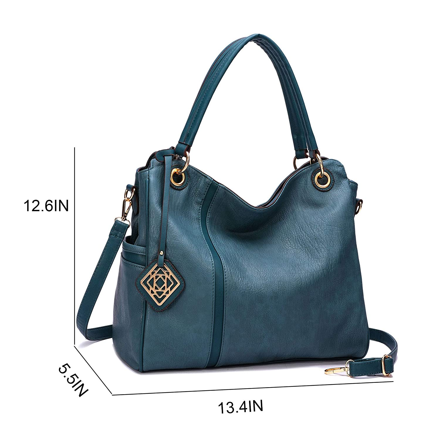 a97443e92eec KILAMAL Large Totes for Women,Classic Hobo Bags Oversize Top-Handle Purse  and Handbags Work Designer Faux Leather